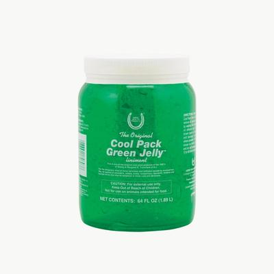Horse Health Products Cool Pack Green Jelly Liniment