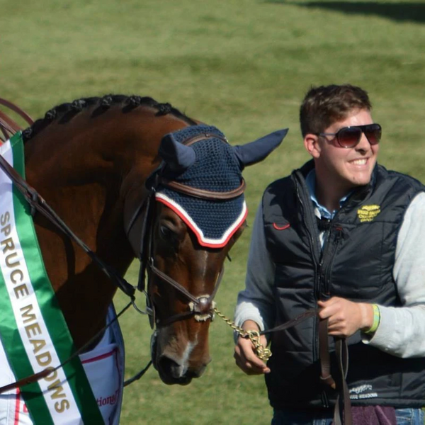 Getting Back into the Show Ring with International Showjumping Head Groom Dan Ingratta