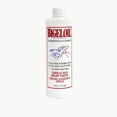 Bigeloil Liniment for Sore Muscle & Joint Relief