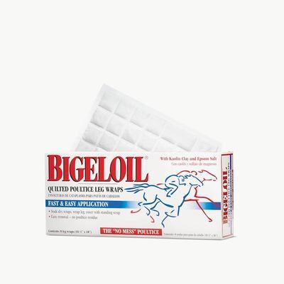 Bigeloil Quilted Poultice Leg Wrap