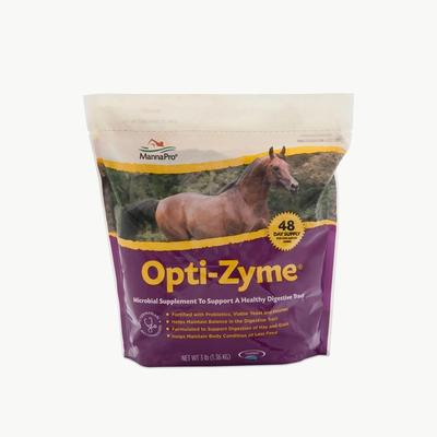MannaPro Opti-Zyme Microbial Supplement