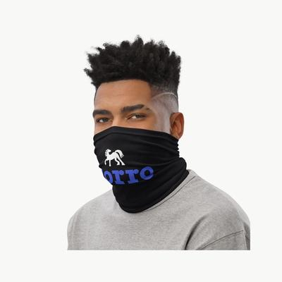 Corro Gaiter: Printed Wicking Face and Neck Covering
