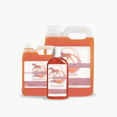 Healthy HairCare Horse Moisturizer Concentrate for Coat, Mane, and Tail