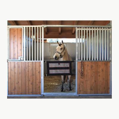 Kensington Adjustable Stall Guard with Hardware