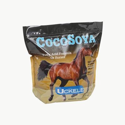 Uckele Equine CocoSoya Fatty Acid Formula Granules
