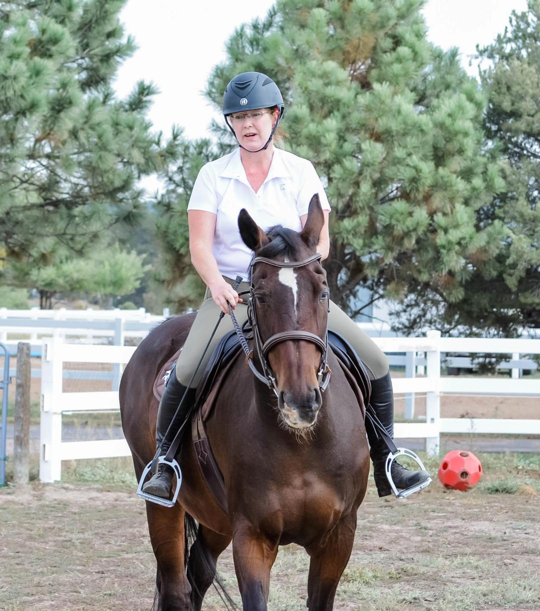 Photo by Lisa Goodwin, The Budget Equestrian.