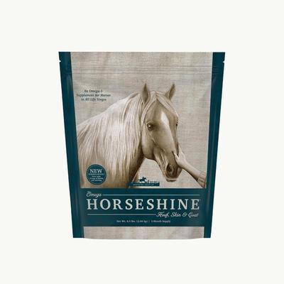 Omega Fields Omega Horseshine Hoof, Skin & Coat Supplement