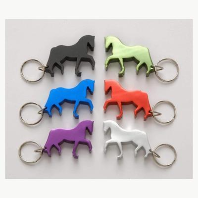 Tough-1 Trotting Horse Keychain/Bottle Opener