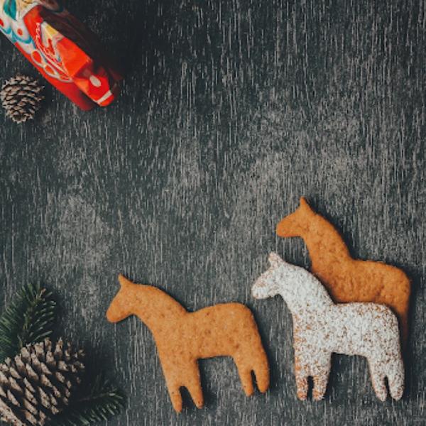 Homemade Holiday Horse Treat Recipes