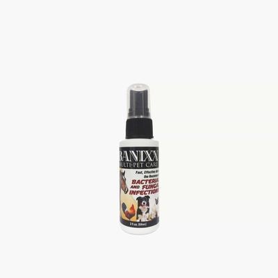 Banixx Horse & Pet Care Antibacterial & Antifungal Spray