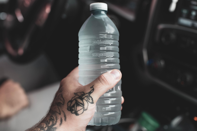 Single Use Plastic Bottle