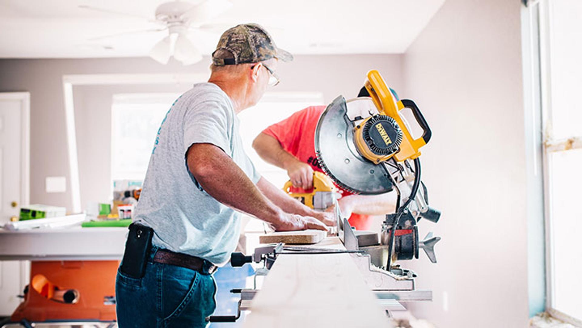 I'm making home renovations – should I get a loan or a credit card?