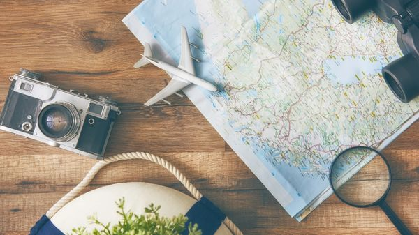 Travel props for finding great tourism destinations