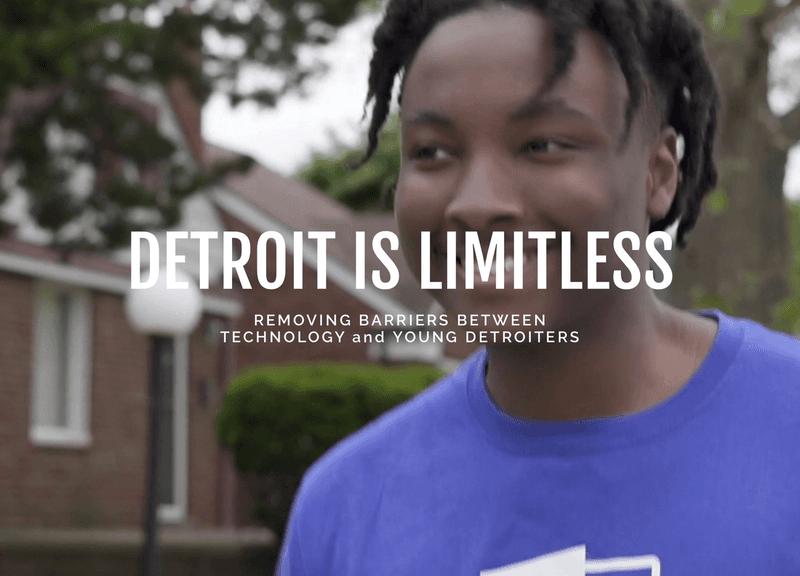 Detroit Is Limitless Wins Regional Emmy Award