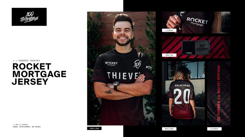 Rocket Mortgage and 100 Thieves Partner to Support Connect 313