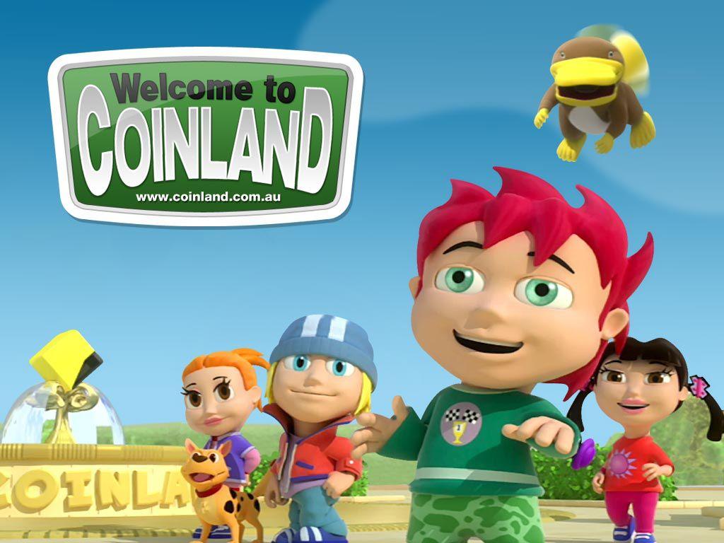 Coinland loading screen