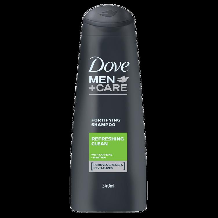 Dove Men + Care Refreshing Clean Shampoo