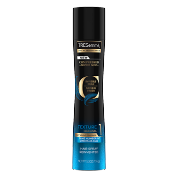 tresemme compressed micro mist texture hold