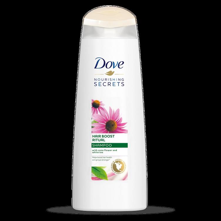 Dove Nourishing Secrets Hair Boost Ritual Shampoo