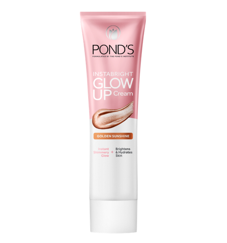 POND'S Instabright Glow Up Cream Golden Sunshine