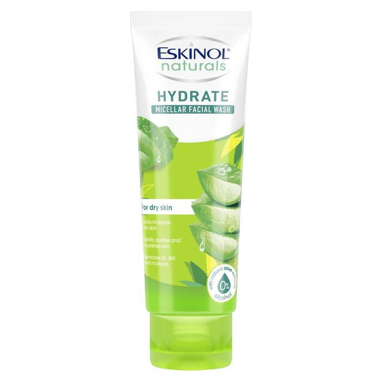Eskinol-Naturals-Micellar-Facial-Wash-Hydrate-with-Natural-Aloe-Extracts