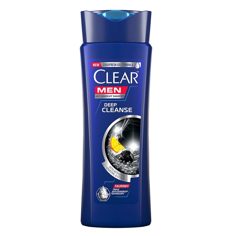 CLEAR Deep Cleanse Anti-Dandruff Shampoo for Men