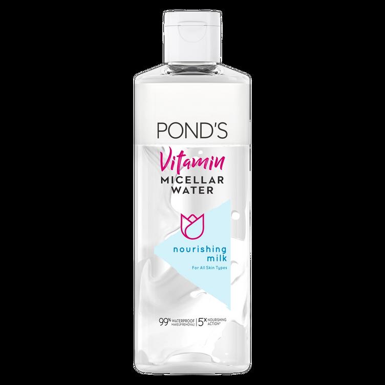 Pond's Vitamin Micellar Water in Nourishing Milk