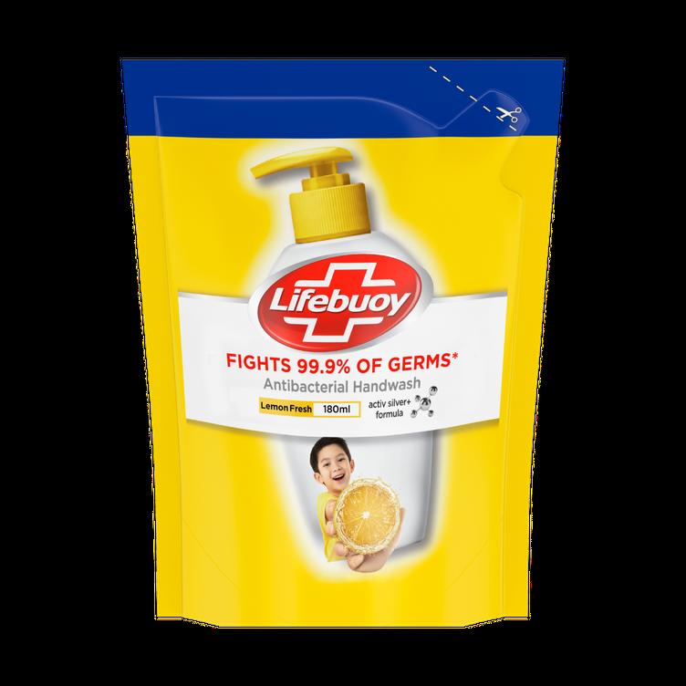 lifebuoy hand wash lemon fresh refill