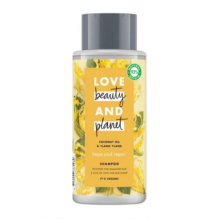 Love Beauty and Planet Hope and Repair Shampoo