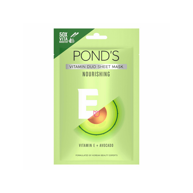 POND's-Vitamin-Duo-Nourishing-Sheet-Mask