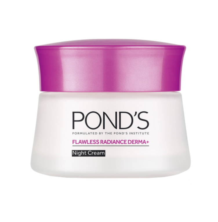 Pond's Flawless Radiance Derma+ Night Cream