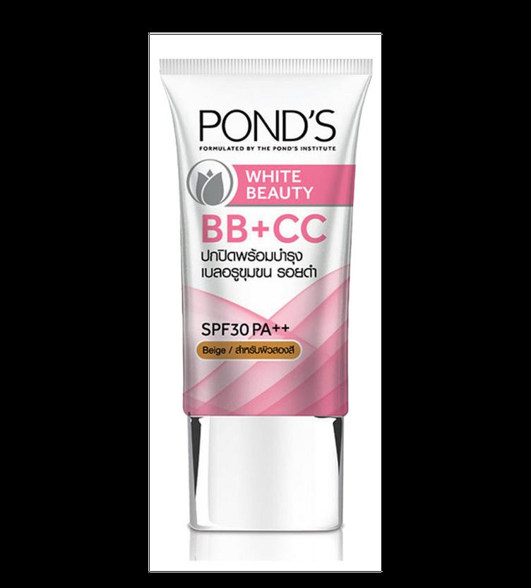 Pond's White Beauty BB+CC Cream Beige