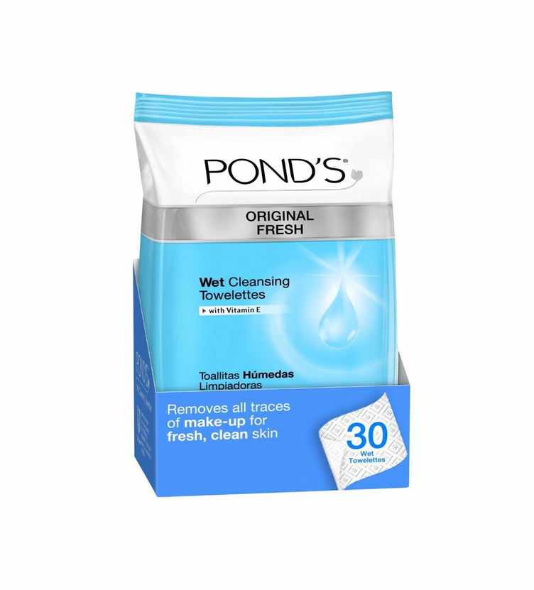Pond's Cleansing Wipes