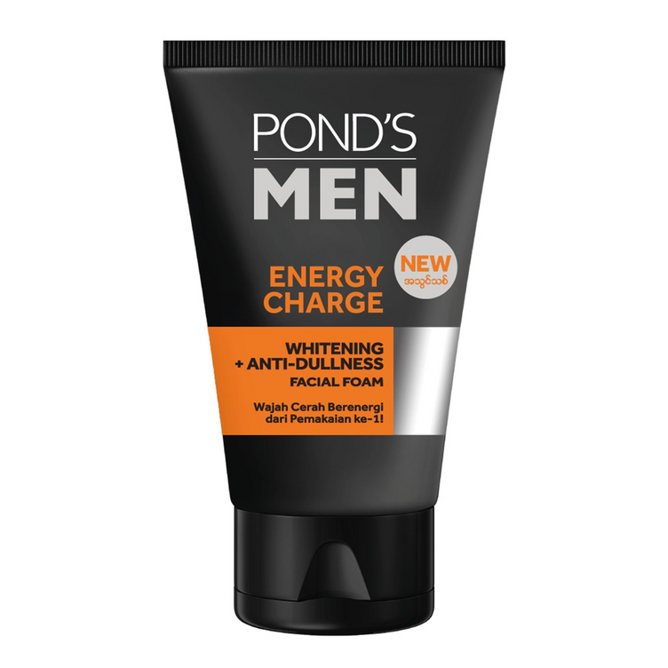Pond's Men Face Wash Energy Charge Brightening
