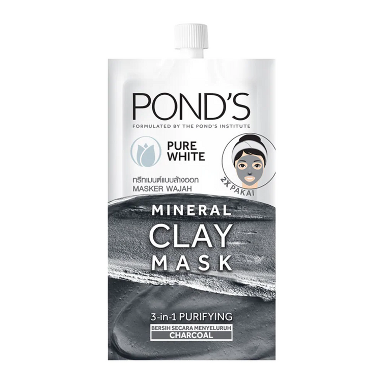 Pond's Pure White Mineral Clay Mask