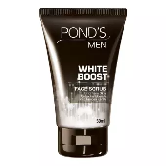 POND'S Men White Boost Spot Clearing Face Scrub