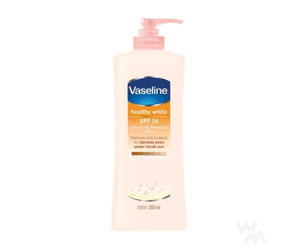 Vaseline Healthy White SPF 24 Body Lotion