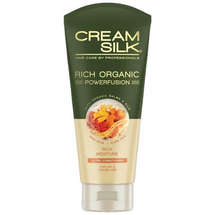 Cream Silk Organic Powerfusion Rich Moisture