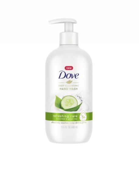 Deep Cleansing Cucumber & Green Tea Hand Wash