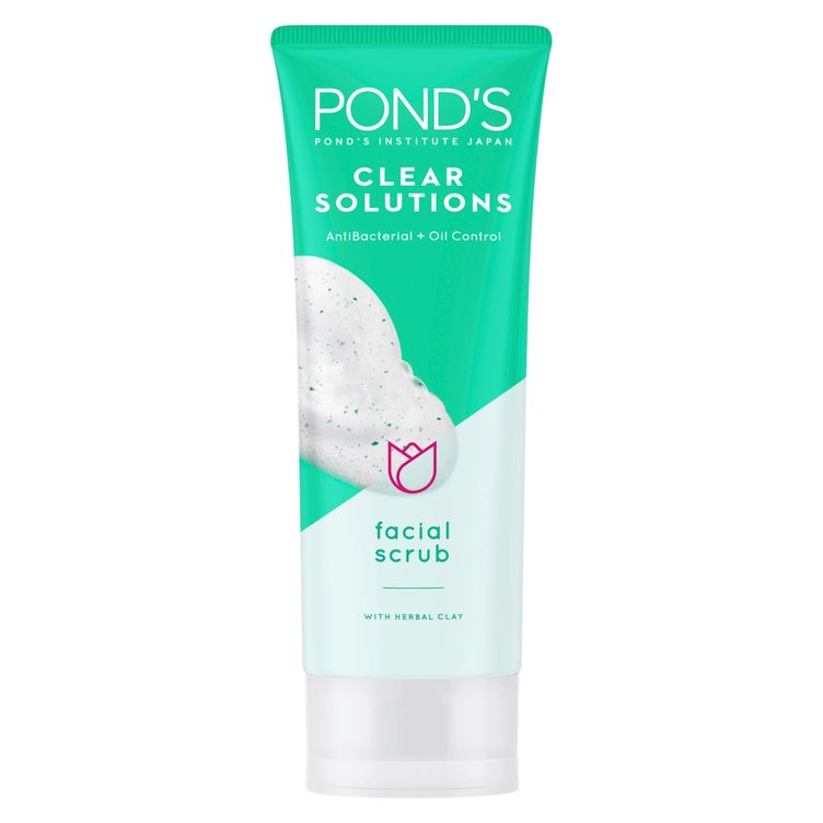 POND'S Clear Solutions Facial Scrub