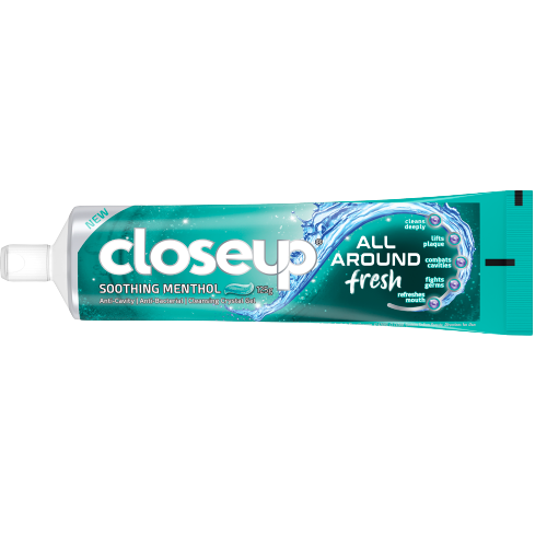 Close Up All Around Fresh Soothing Menthol Toothpaste
