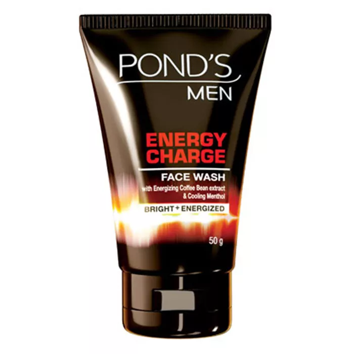 Pond's Men Face Wash Energy Charge