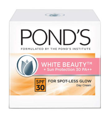 Pond's White Beauty Sun Protection Day Cream