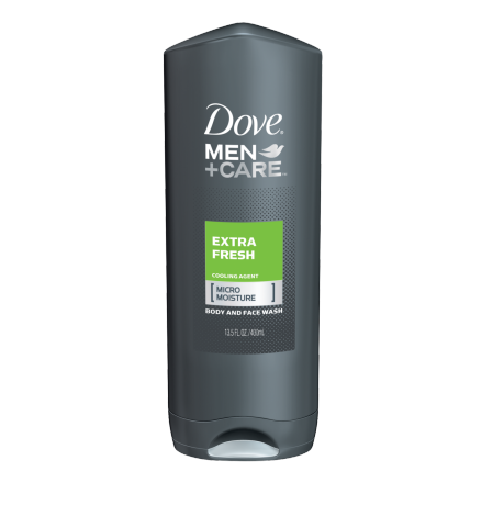 Dove Men Extra Fresh Body and Face Wash