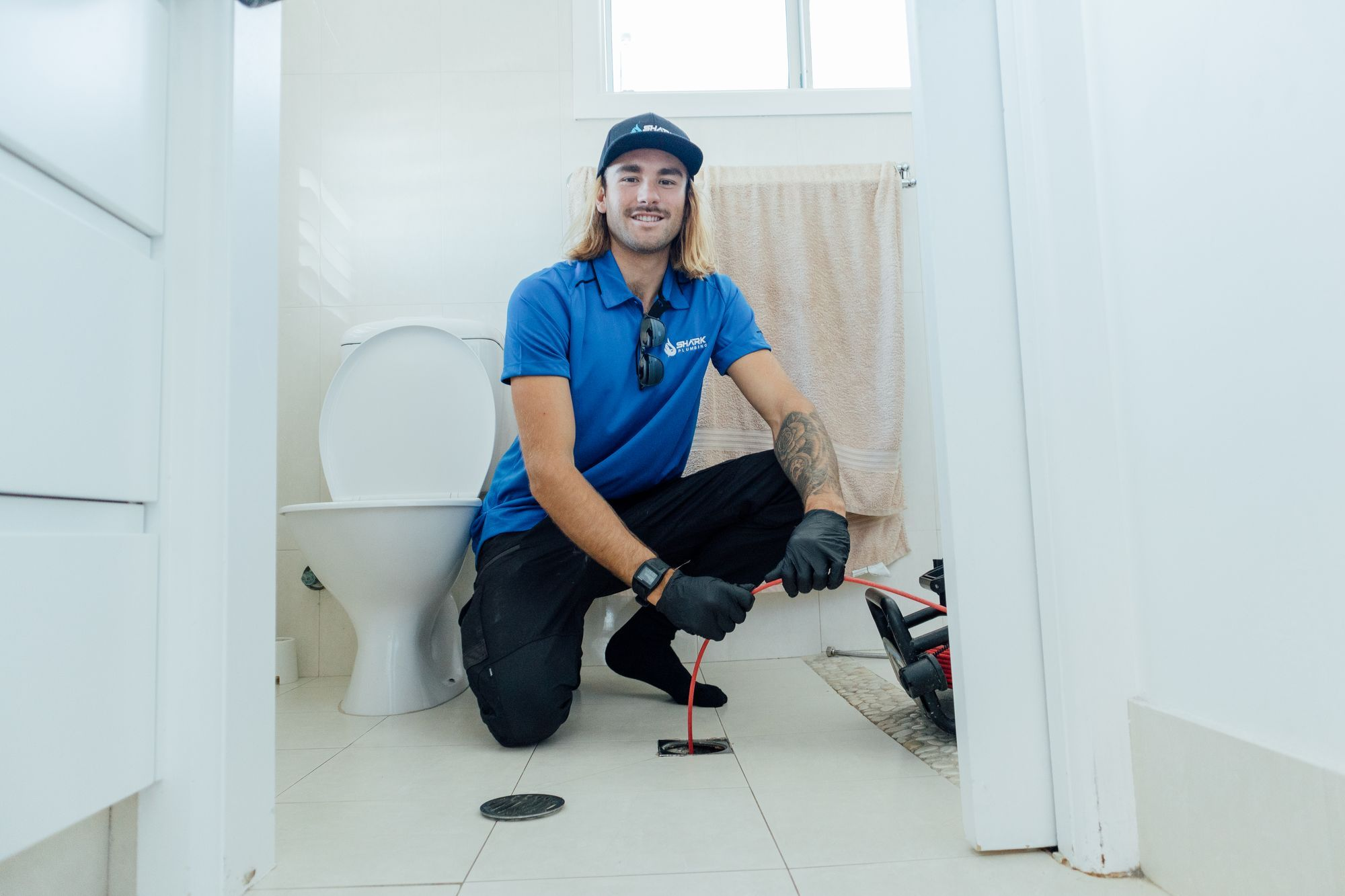 Gold Coast Blocked Drain Cleaning