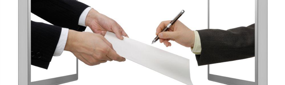 Zeg 'NEE' tegen extra papierwerk?