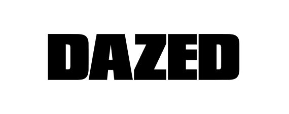 dazed logo about ephemeral tattoo press mention