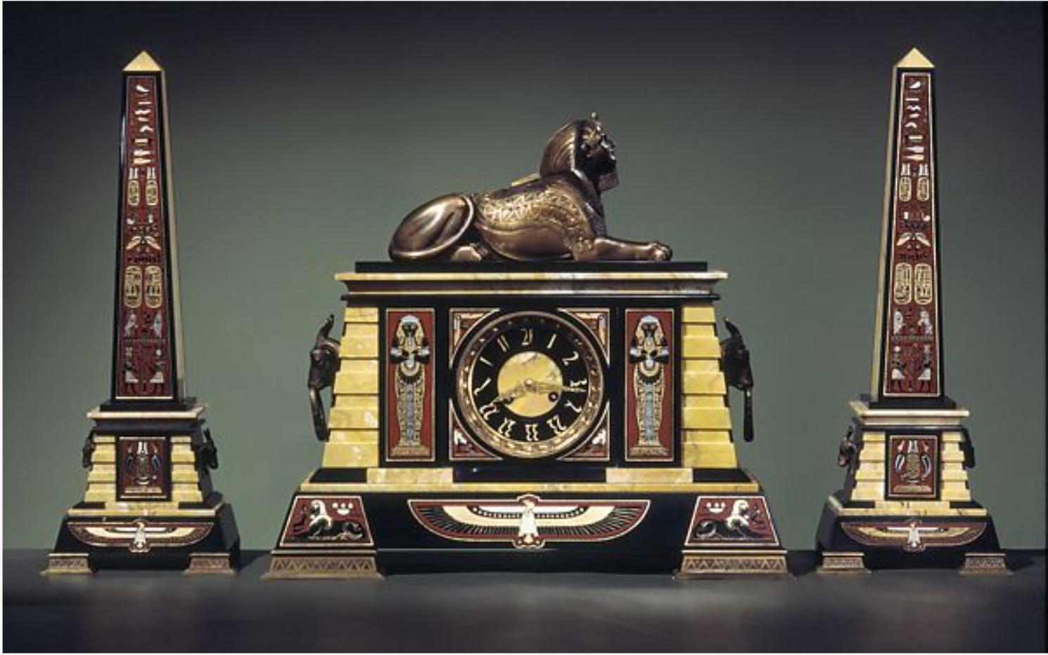 Clock ca. 1885, Tiffany & Co.