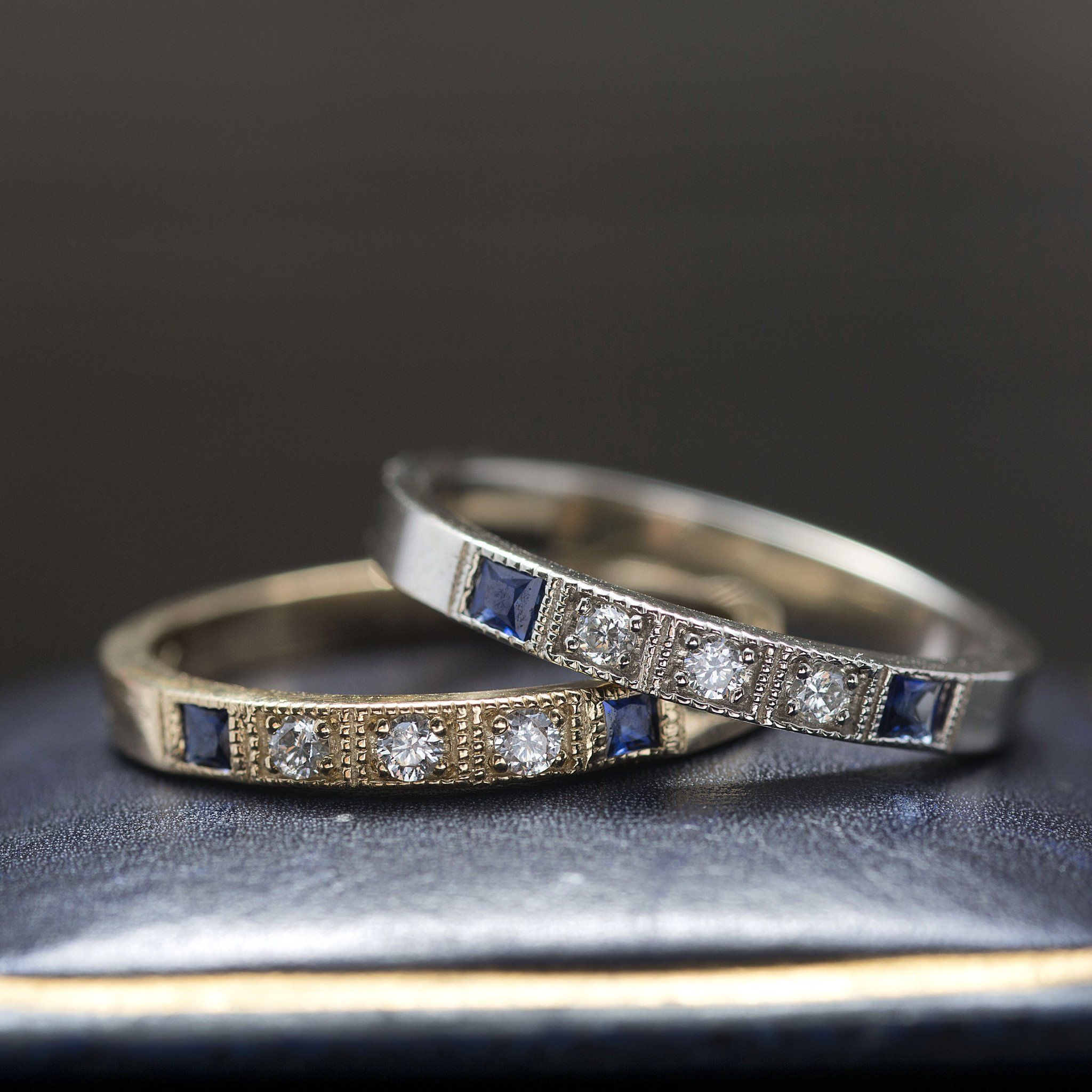 Esther Ring (Sapphire)