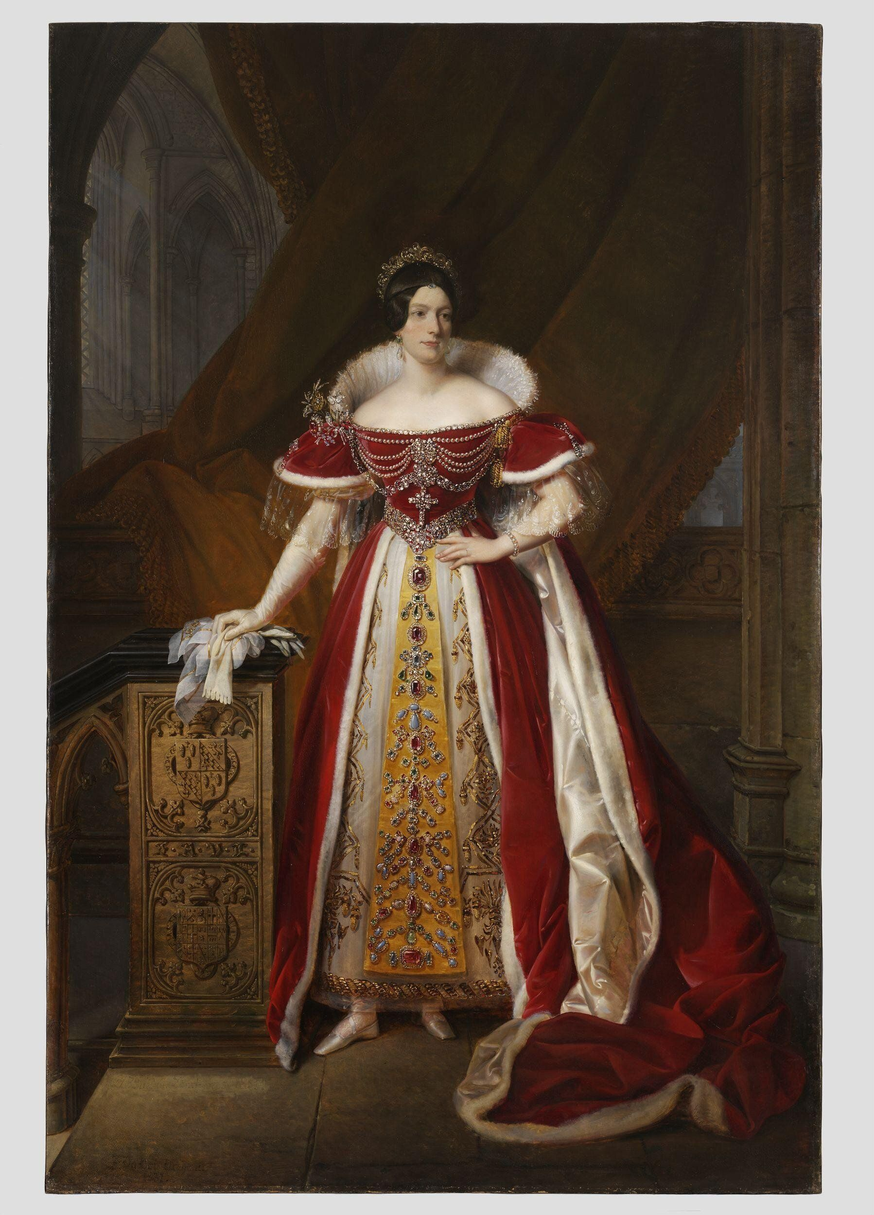 Portrait of Frances Anne Vane, Marchioness of Londonderry